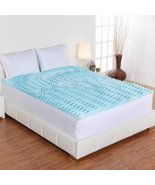 "Comfort Rx 2"" Orthopedic Gel Foam Mattress Topper, Multiple Sizes (Queen) - $35.49"