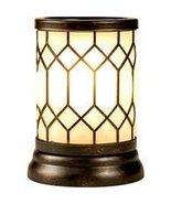 1 X Decorative Wax Warmer, Bronze Lantern in full size - $27.35