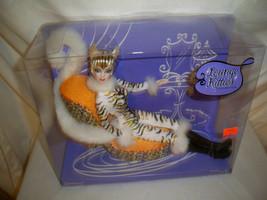 2003 Lounge Kitties Barbie Doll CC #1 NRFB Animal Print Mattel #C2478 - $79.99
