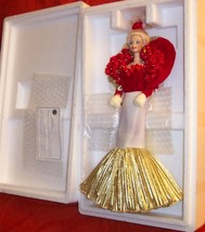 50th Golden Anniversary Porcelain Barbie doll NRFB 50th Anniversary Barb... - $99.99