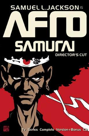 Primary image for Afro Samurai ~ Tv Series Complete Version + Bonus CD