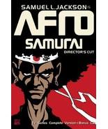 Afro Samurai ~ Tv Series Complete Version + Bonus CD - $17.09