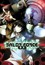 BALDR FORCE EXE Resolution (OAV) English Dubbed by AG
