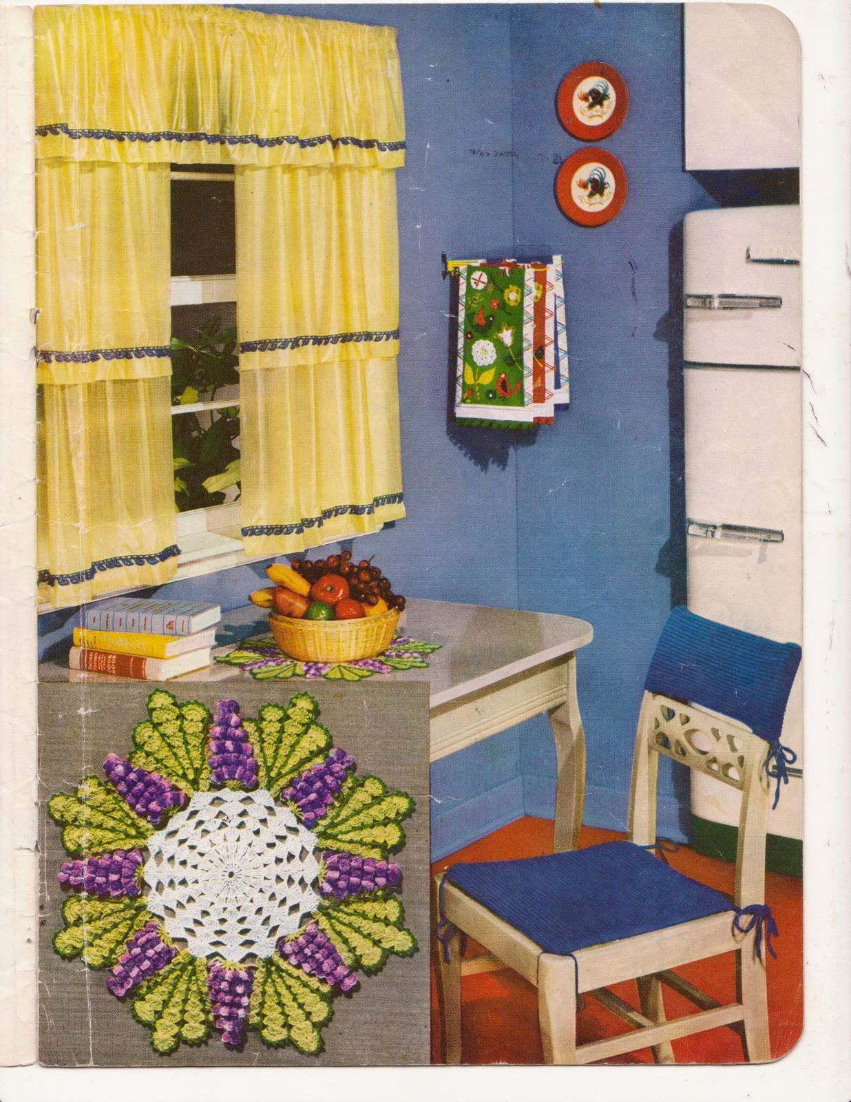 Quick tricks in crochet vintage crochet patterns novelty for Decor quick