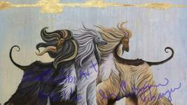 NEW FINE ART PRINTS  The Three Kings  - $175.00