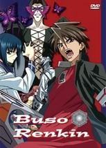 Buso Renkin (3 discs)