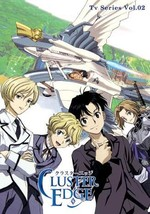 Cluster Edge ~ Tv Series Vol 2