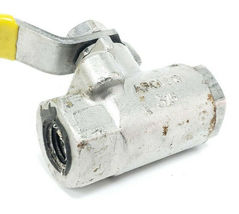 "APOLLO 2000 WOG BALL VALVE, 316 STAINLESS STEEL, 1/4"" image 4"