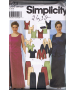 Simplicity 5973 - Women's Evening Jacket, Skirt... - $6.00
