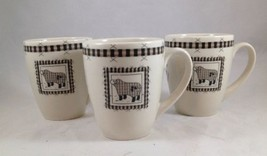"Set of 3 Fragrance Boutique Ireland ""Cead Mile Failte"" Coffee/Tea Mugs - $21.77"