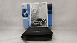 2006 Ford Fusion Owners Manual 100623 - $28.14