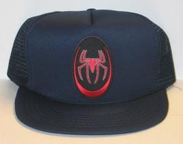Amazing Spider-Man Chest Logo Spider Icon Baseball Hat, NEW UNUSED - $18.37