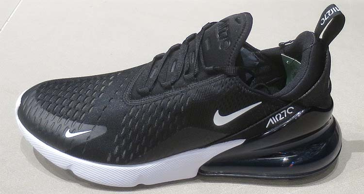 8b28c6a6ea4a1 Nike Air Max 270 black anthracite white  and 50 similar items