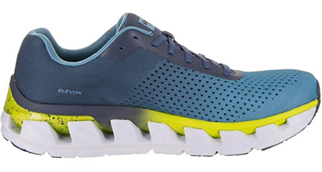 Hoka One One Elevon Sz 8.5 M (D) EU 42 Men's Running Shoes Niagara Blue 1019267