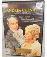 Giordano - Andrea Chenier - Corelli, Cappuccilli, Casapietra, di Rocco, ... - $17.81