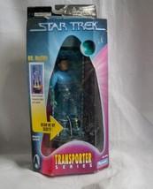 "Star Trek Transportert Series Dr McCoy Playmates Action Figure 1998 5"" - $14.99"