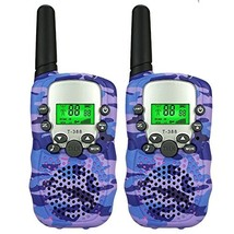 Dreamingbox Hunting Toys for 7-8 Year Old Girls, Tisy Long Range Two Way Radios