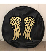 Daryl Dixon Wings The Walking Dead Themed Tire Cover - $79.95