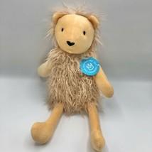 "Manhattan Toy Company Plush Fur Ship Lion 15"" Stuffed Animal Toy Lovey -... - $17.81"
