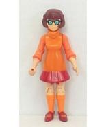 "Scooby Doo Velma 4"" Action Figure Hanna Barbera Character Options 2011 Used - $13.00"