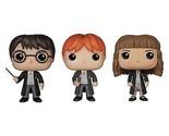 Funko Harry Potter POP! Movie Vinyl Collectors Set: Harry Potter Ron Weasley ...