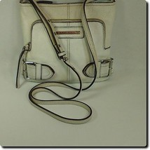 Franco Sarto White Leather Bag - $36.66