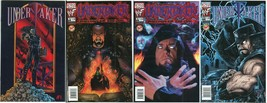 Undertaker Comic Lot w/ Dynamic Forces Ltd to 2000 Deathchrome Cover # 1... - $149.00