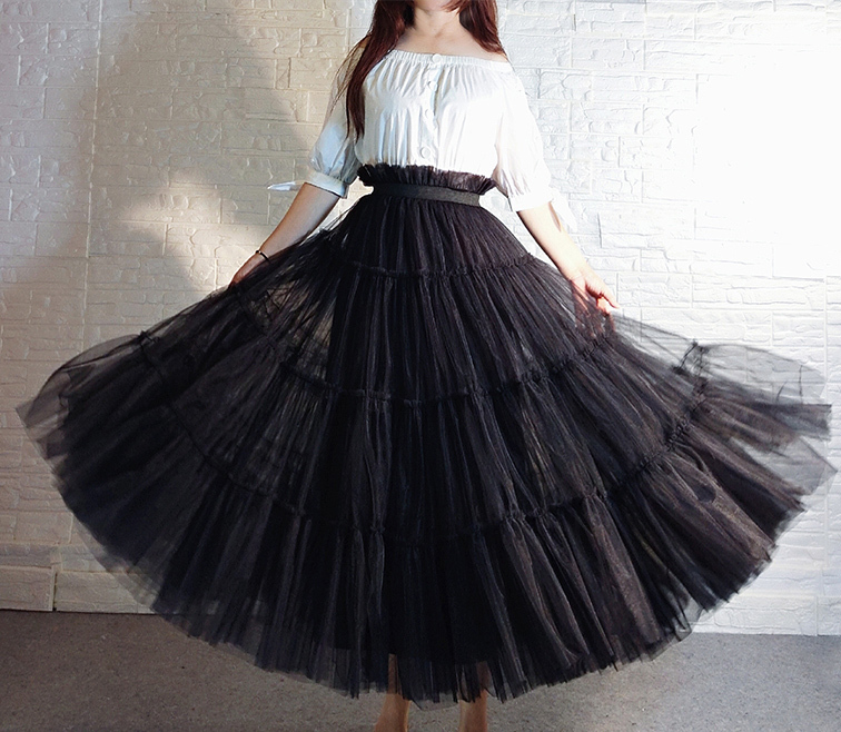 Full princess skirt 1