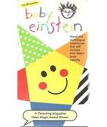 BABY EINSTEIN®-  1- 18 Months Language Development USED VHS TAPE - $2.00