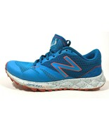 New Balance Womens 6 Speed Ride Blue All Terrain Trail Running Shoes Lig... - $38.07