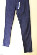 NWT Juicy Couture Hot Designer Dark Rinse Sexy Trousers Skinny Jeans 26 4 $128 image 3
