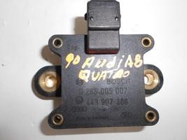 ✔ Audi Abs Acceleration Sensor Oem Audi Vw 443907388 Bosch 443907388 Ships Today - $27.92
