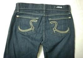 ROCK & REPUBLIC Dark Wash Bootcut Flare Denim Jeans Size 26  - $39.60