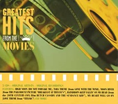 Greatest Hits From the Movies cd image 1