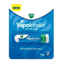 NEW Vicks VapoInhaler Non Medicated FREE SHIPPING - $13.85