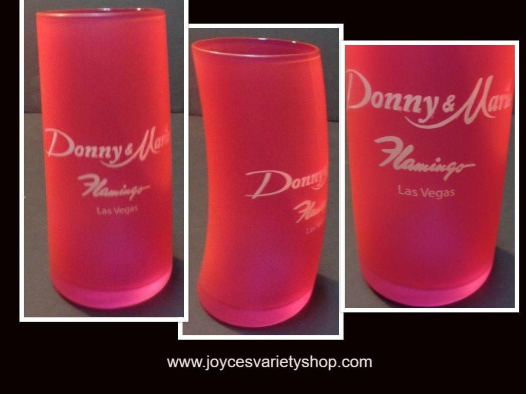 Donny   marie glass web collage