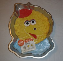 Wilton Big Bird Cake Pan with Instructions 2105-9476 - $18.80