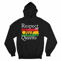 Respect Our Queens Sweatshirt Black Girl Magic African American Women Ho... - $25.45+