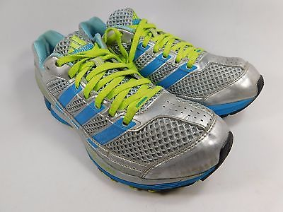 Adidas Adizero Sonic 2 Women's Running Shoes Size US 8.5 M (B) EU 40 2/3 Silver