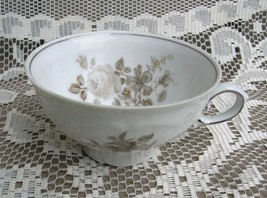 "Old Vintage Schwarzenbach Winterling Bavaria Empress 2-1/4"" Footed Cup G... - $8.90"
