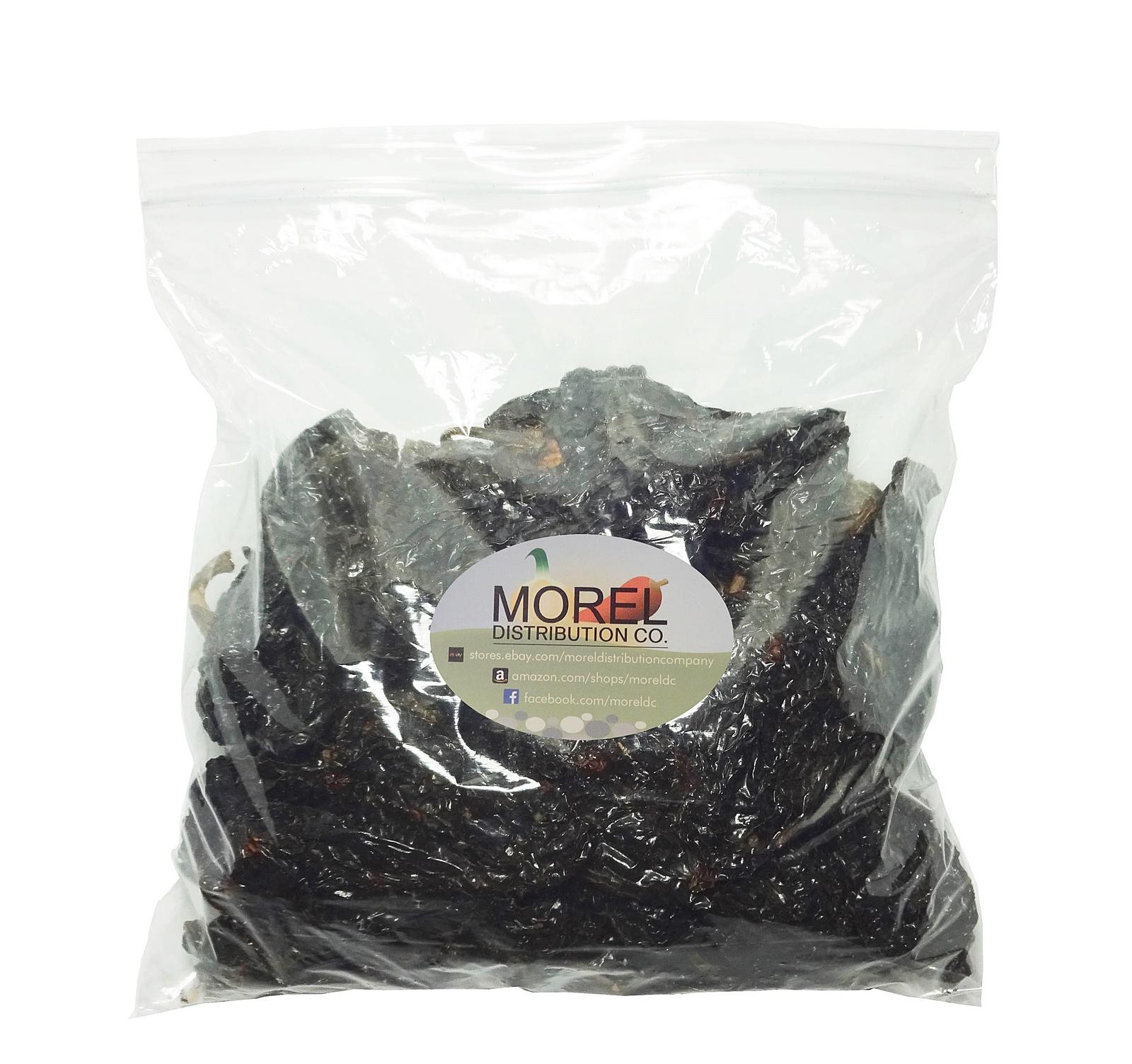Dried Mulato Ancho Pepper (Chile Mulato) // Weights: 4 OZ, 8 OZ, 12 OZ, & 1 LB!!