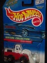 #2000-111 Wheel Loader virtual collection Collectible Collector Car Mattel Hot W - $3.00