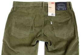 Levi's Strauss 514 Men's Original Slim Fit Straight Leg Jeans Pants 514-0373 image 1