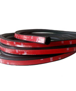 "160"" 4M D-shape Car Truck Motor Door Rubber Seal Strip Weatherstrip Seal... - $7.51"