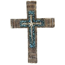 Texas Star Vintage Nail Cowboy Themed Turquoise... - $33.95