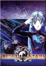 Crest Of The Stars -Senkai No Monsho  1st Tv Series The Perfect Collection Engli