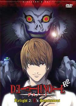 Death Note Re-Light 2: L's Successors (1 disc)