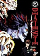Death Note TV Complete (4 discs)