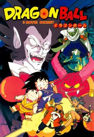 Dragon Ball ~ 3 MOVIE BOXSET English Dubbed