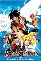 Escaflowne TV (3 discs)